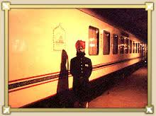 Indian Palace on wheels