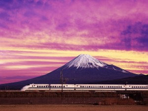 Shinkansen Train Japan on traintripmaster.com